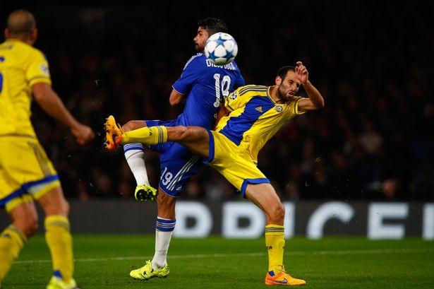 Chelsea-FC-v-Maccabi-Tel-Aviv-FC-UEFA-Champions-League