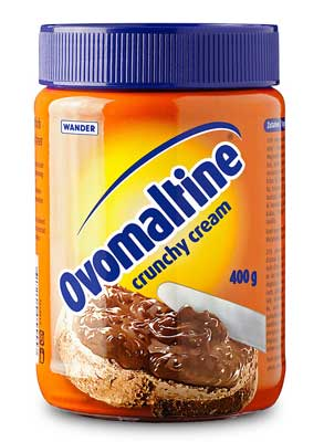 Ovomaltine Crunchy Cream Selai Coklat 400 gr